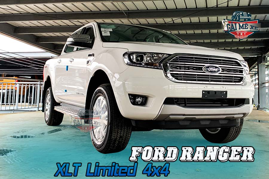 FORD RANGER XLT LIMITED 2.0L 4x4 AT 2020
